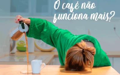O café não funciona mais?